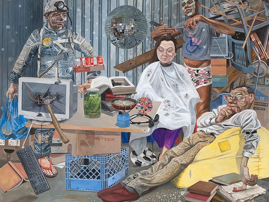 La Galerie Polaris présente Marcos Carrasquer – Time Capsule à la Galerie Municipale Julio Gonzalez d'Arcueil