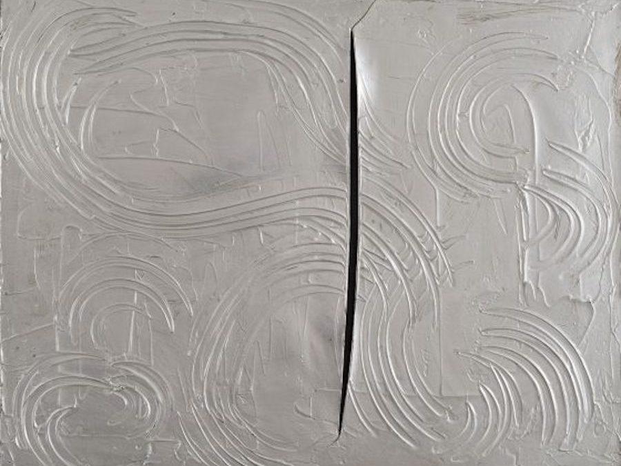 Lucio Fontana. Sur le seuil (Musée Guggenheim Bilbao)