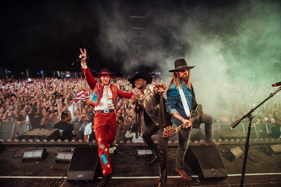 LIL NAS X – Old Town Road ft Billy Ray Cyrus remixé par DIPLO