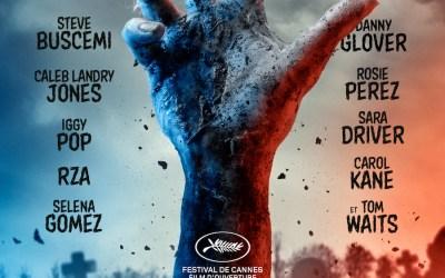The Dead Don't Die de Jim Jarmusch (Bill Murray, Adam Driver, Tilda Swinton, Chloë Sevigny, Steve Buscemi, Danny Glover, Iggy Pop, Selena Gomez, RZA, Tom Waits…)