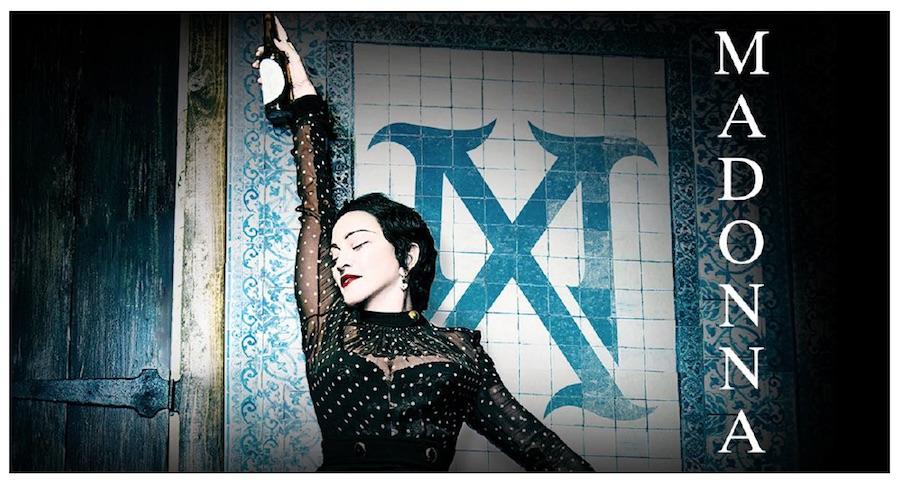 Madonna, Live Nation et Maverick annoncent le Madame X Tour