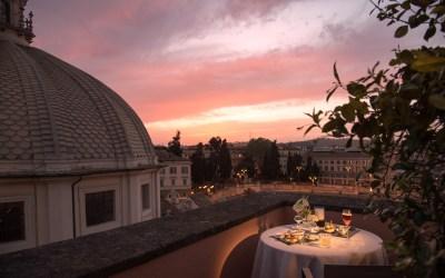 Expérience culinaire papale Castel Gandolfo avec l'Hotel de Russie à Rome !