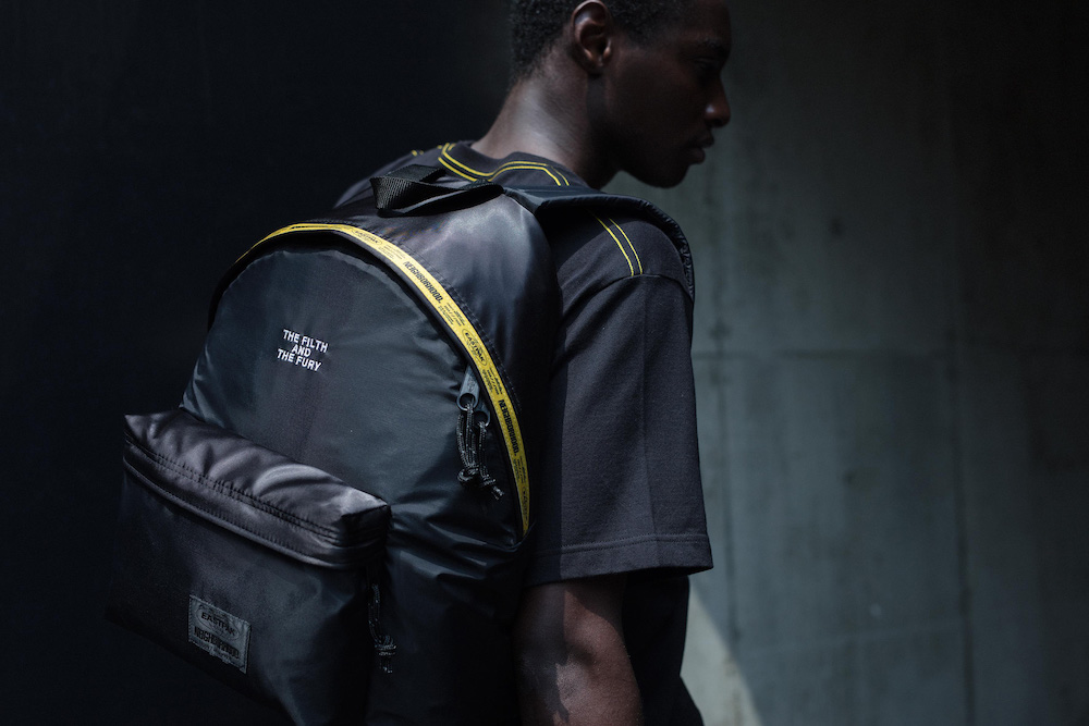 Eastpak x Neighborhood : The Filth and The Fury