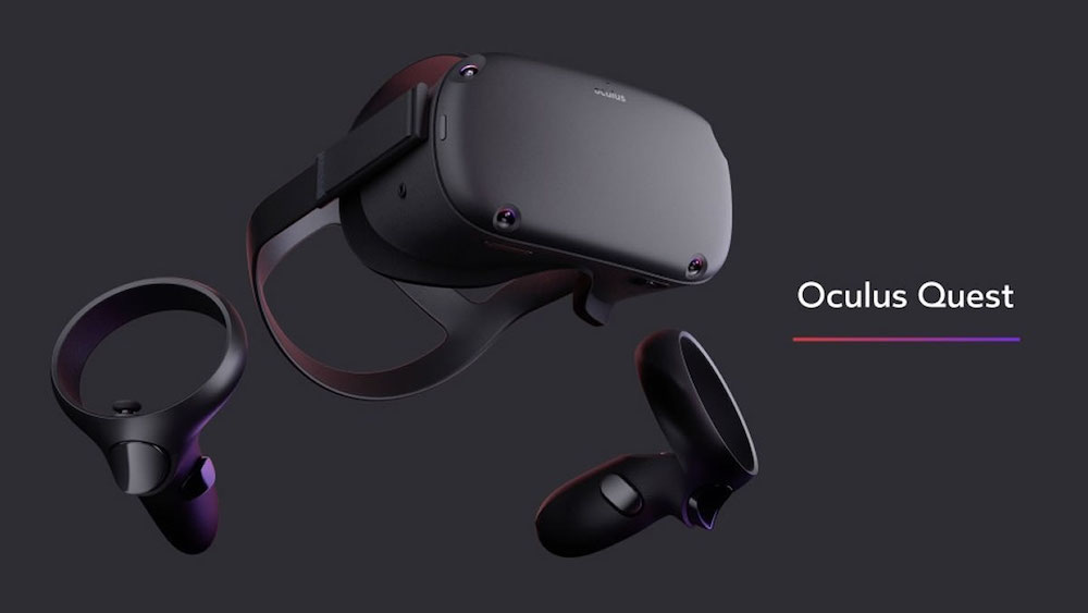 Test VR : Occulus Quest, un formidable champs des possibles