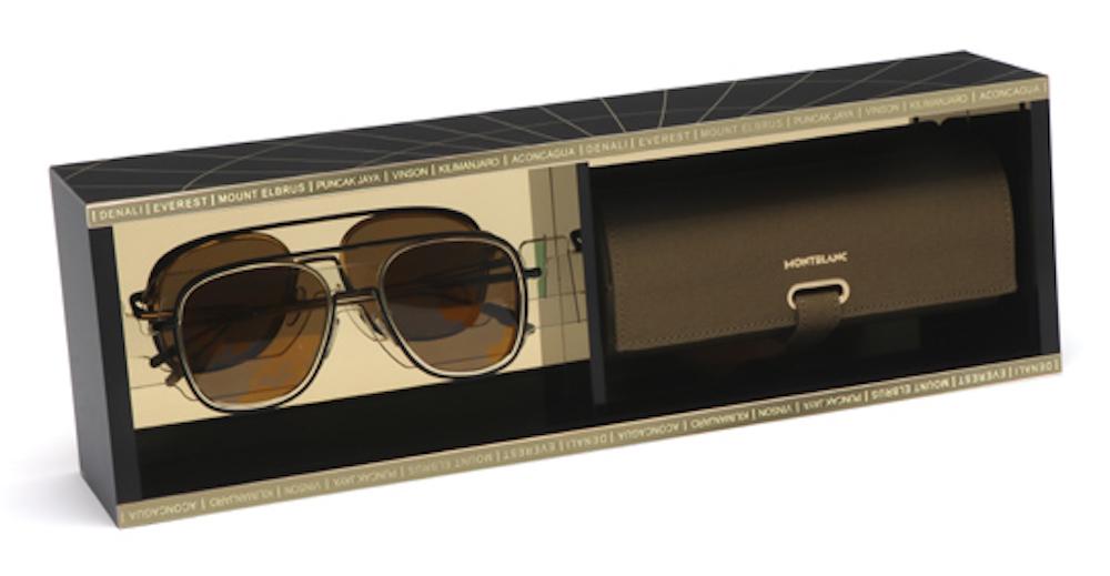 Montblanc Eyewear en exclusivité chez Legacy Store (Hôtel Barrière Le Fouquet's Paris)