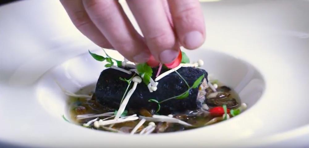 La cuisine basque d'Andrée Rosier à découvrir en cabine Business d'Air France