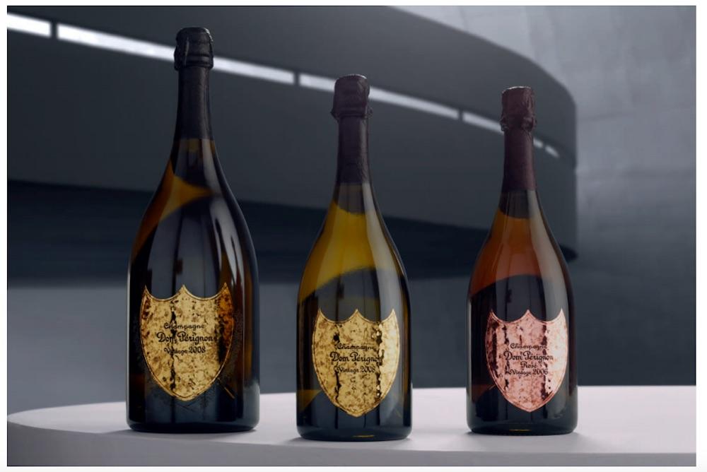 Dom Pérignon x Lenny Kravitz – Galeries Lafayette Paris Haussmann
