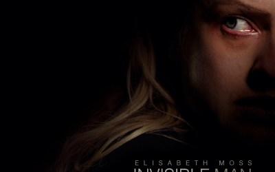 INVISIBLE MAN de Leigh Whannell avec Elisabeth Moss
