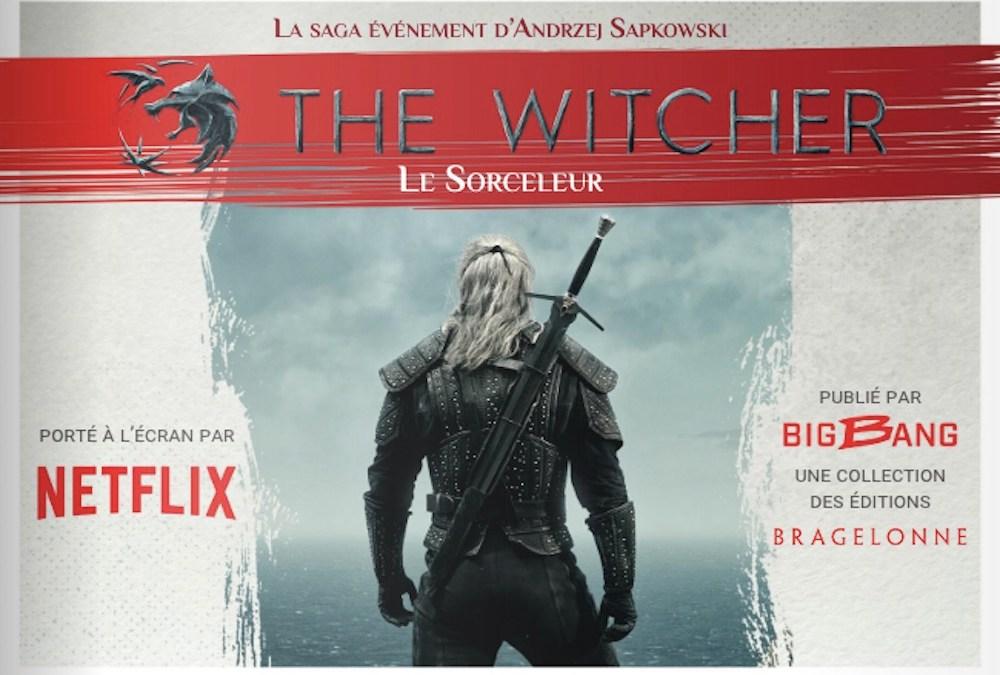 The Witcher : le Dernier Vœu d'Andrzej Sapkowski