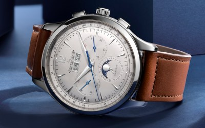 Collection Master Control 2020 de Jaeger-LeCoultre
