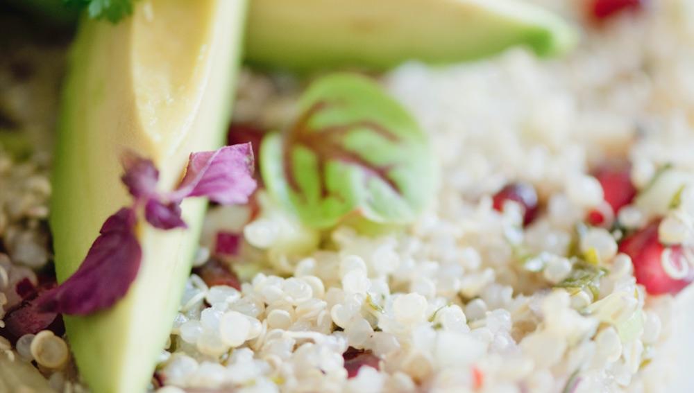 Recette : Taboulé de quinoa proposé par Eric Canino, Chef exécutif de la Réserve Ramatuelle