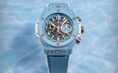 Hublot Big Bang Unico Sky Blue