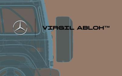 MERCEDES-BENZ X VIRGIL ABLOH