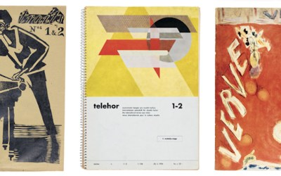 LA FABRIQUE DE L'HISTOIRE DE L'ART – 200 REVUES 1903-1969