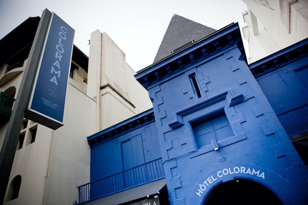 COLORAMA Street Art Festival (Biarritz)