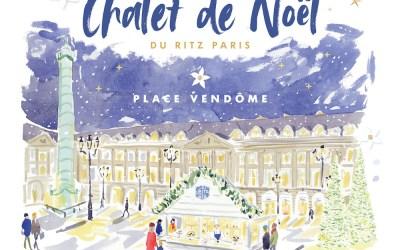 Le Chalet de Noël du Ritz Paris 2020