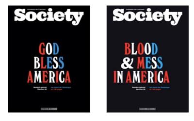 Society – NUMERO SPÉCIAL ÉLECTION US : Les maux de l'Amérique