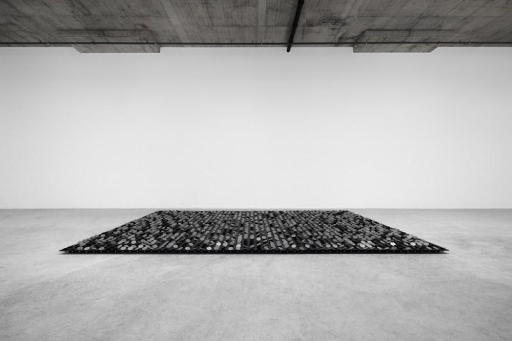 Zimoun & Jaeger-LeCoultre présentent une sculpture sonore dans le cadre de «The Sound Maker «