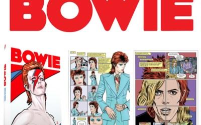 Bowie par Mike Allred