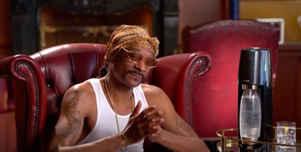SodaStream x Snoop Dogg célèbrent la Saint-Valentin