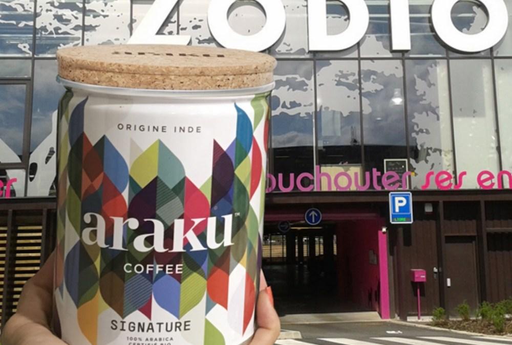 Araku Coffee x Zôdio