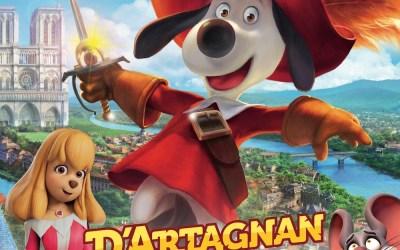 D'Artagnan et Les Trois Mousquetaires au cinéma