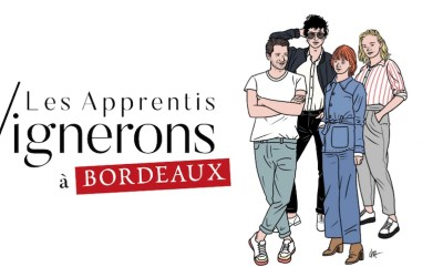 Les Apprentis Vignerons à Bordeaux dévoilent leurs cuvées
