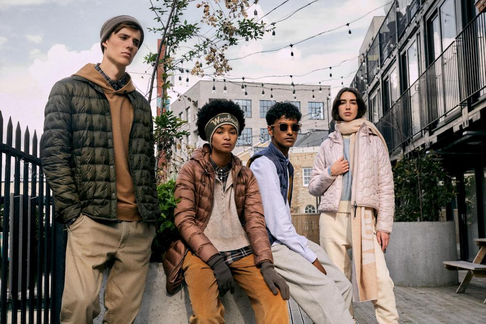 Woolrich Shiny Recycled