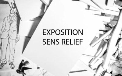 Exposition Sens Relief d'Ad-Rien – Institut Culturel Bernard Magrez