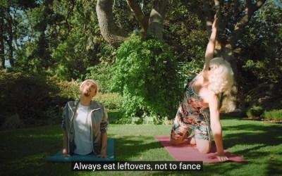bbno$ & Rebecca Black – yoga