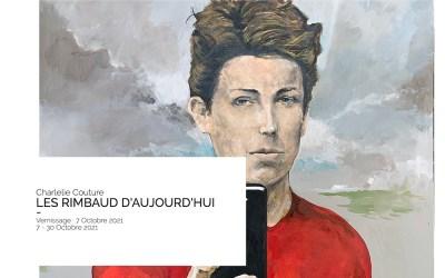 Exposition CharlElie Couture : Les Rimbaud d'aujourd'hui – Galerie Brugier-Rigail