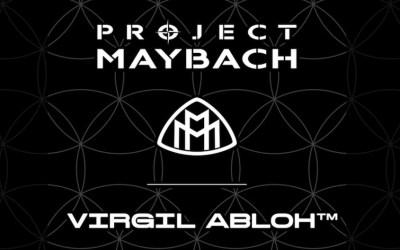 Projet Maybach  : Le Show car électrique par Mercedes-Benz & Virgil Abloh