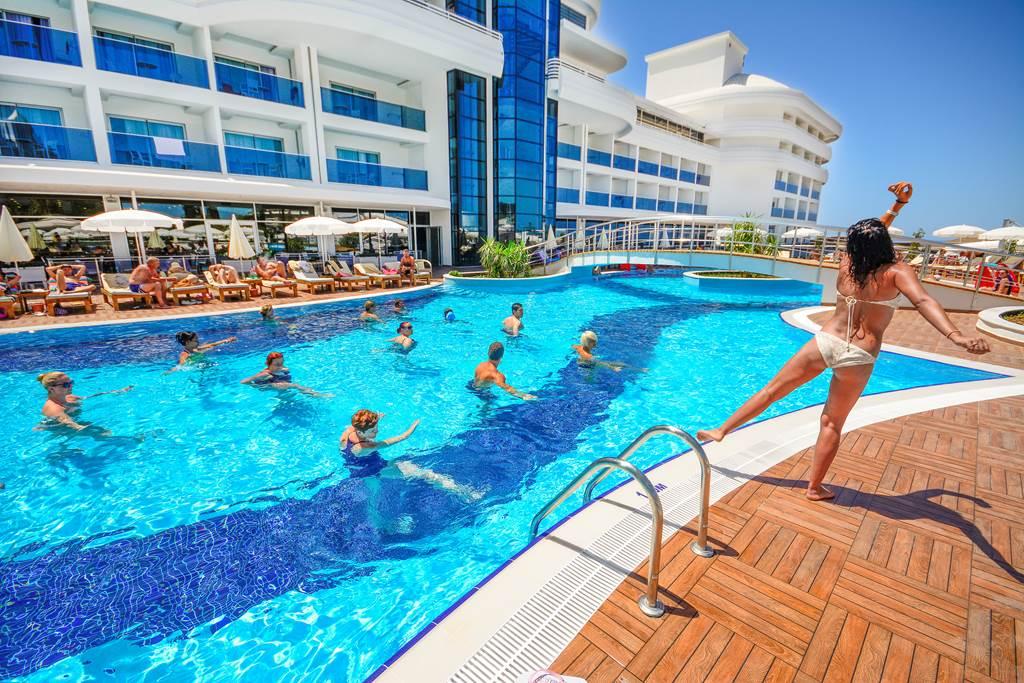 Laguna Beach Alya Resort Spa Nr Alanya Hotels Jet2holidays
