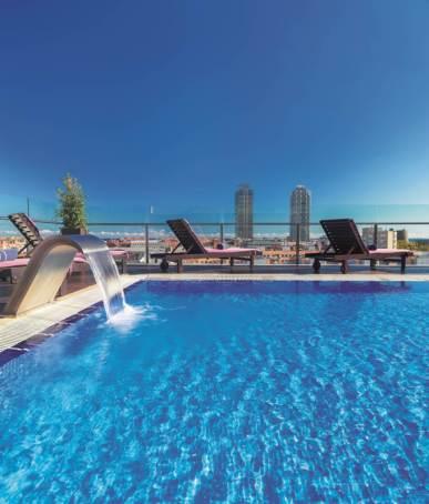 H10 Marina Barcelona Spa