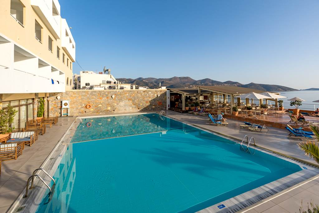Hotel Hermes Aghios Nikolaos Hotels Jet2holidays