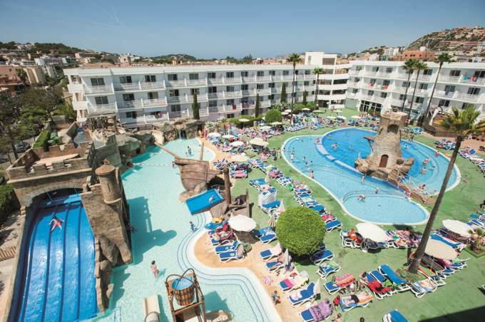 Pirates Village  Santa Ponsa Hotels  Jet2holidays