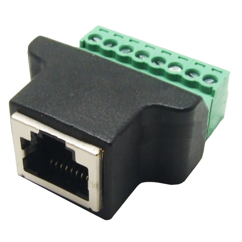 Tia Eia 568 A T 568b Rj45 Wiring Standard Pictures To Pin On Pinterest