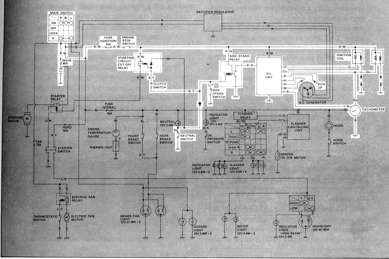 Wiring Lighting Circuits Diagrams Yamah Vision Stator Faq