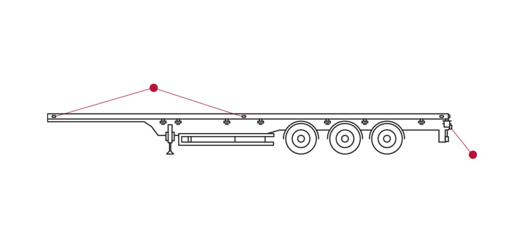 Heavy Duty Trucking » Flat Deck Trailer