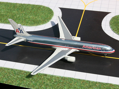 American Airlines B767-300 Polished: www.JetCollector.com