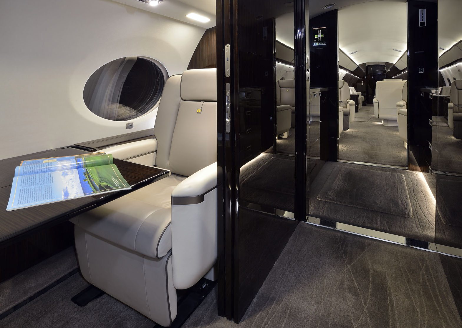 Your Private Jet Interior Considering Your Needs With An Eye On Future Resale Jetcraft