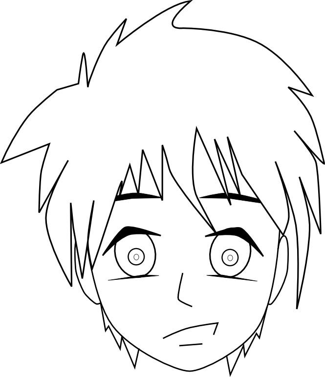 Comment Dessiner Un Visage Manga