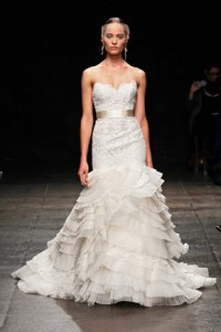 2013 Lazaro Wedding Dresses - The Destination Wedding Blog ...