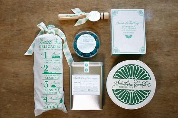 Columbus City Guide In Wedding Welcome Bag