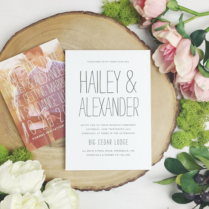 Beautiful Destination Wedding Invitations You Can Order