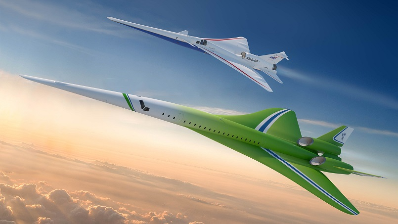 News: Lockheed Martin X-59 QueSST | JetForums - Jet Aviation's Premier Online Community