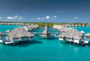 THE ST. REGIS BORA BORA RESORT | BORA BORA, FRENCH POLYNESIA