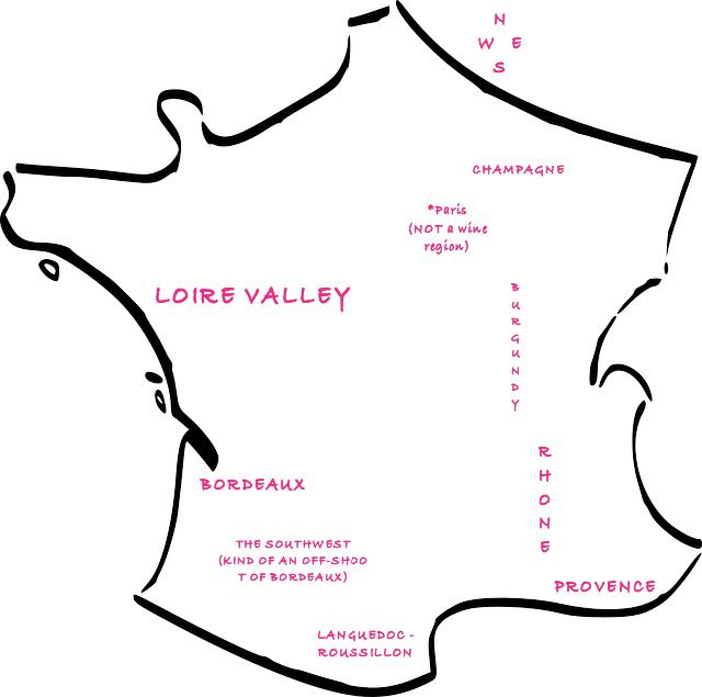 FRENCH WINE REGIONS