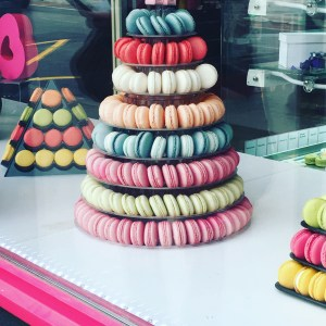 macarons in Paris