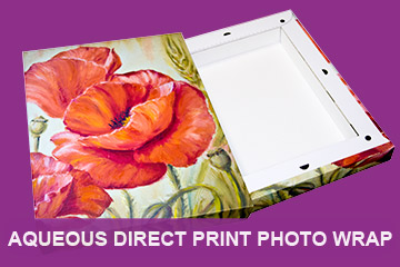 JetMaster Aqueous Direct Print Photo Wrap
